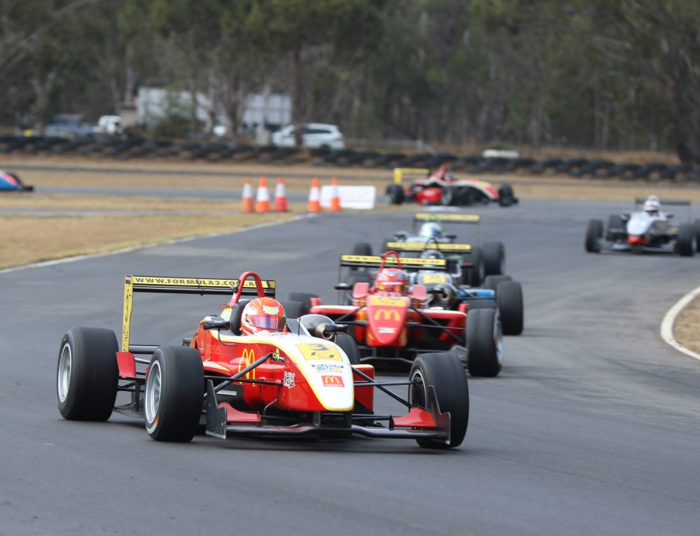 Winton's Fastest Cars Headline AMRS Opener