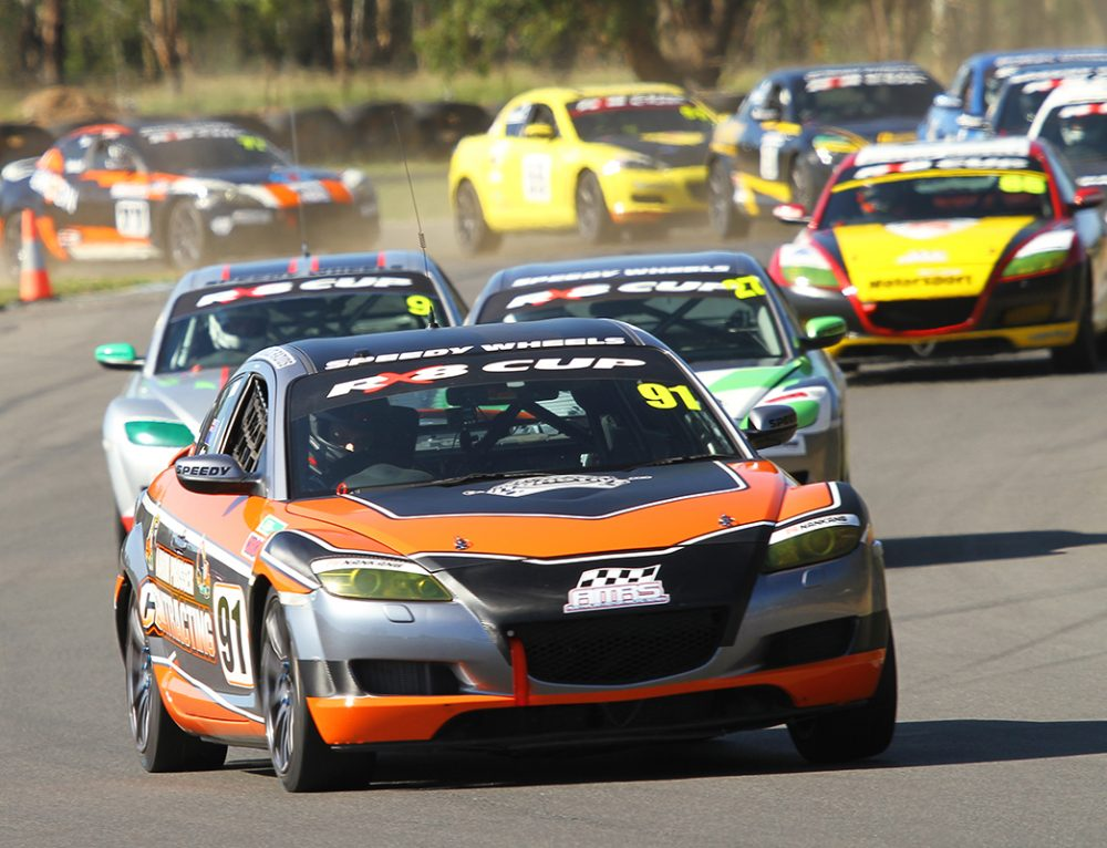 Category in Focus: Mazda RX8 Cup