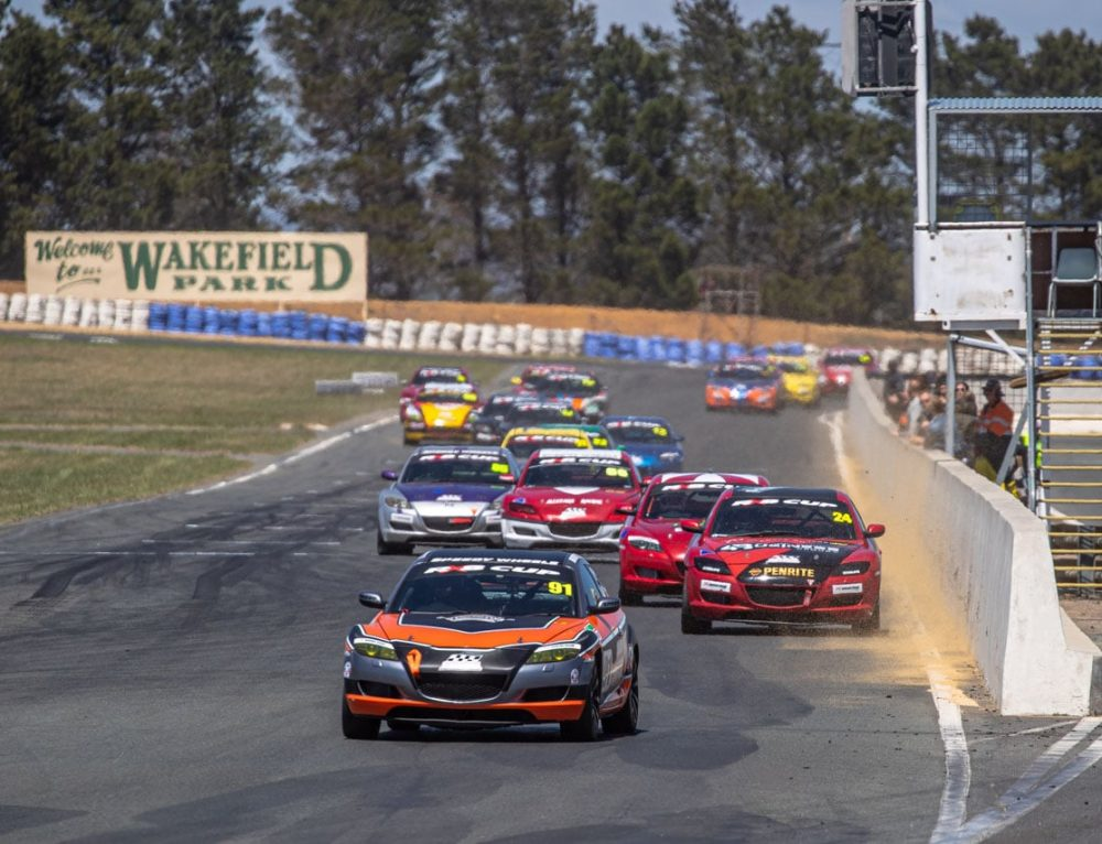 2019 AMRS Rd5 Wakefield Park – Live Stream