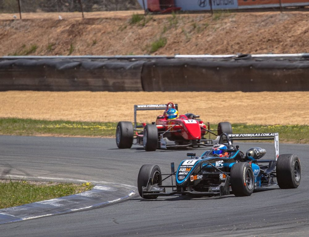 Magro Secures 2019 Australian F3 Title