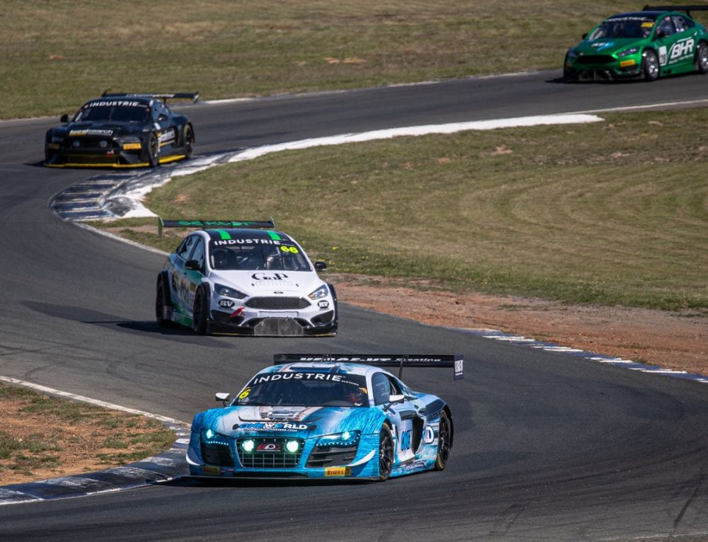 National Titles to Be Decided at Winton AMRS Round