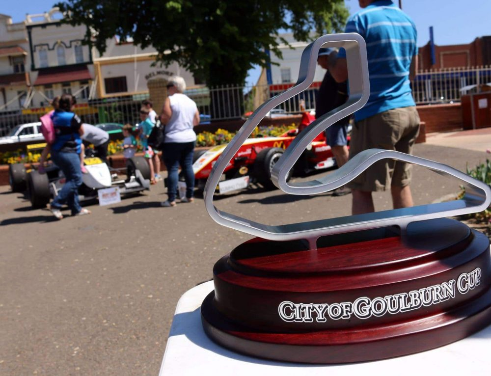 Formula 3 Drivers to Compete for City of Goulburn Cup