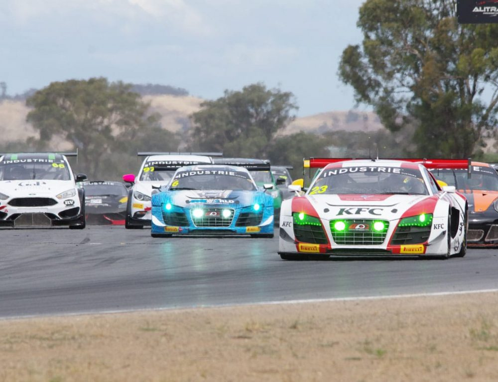 GT-1 Australia Set for Dramatic Conclusion at Winton