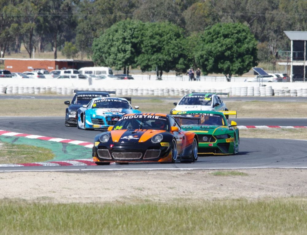 Morriss Secures GT-1 Title in Thrilling Winton Decider