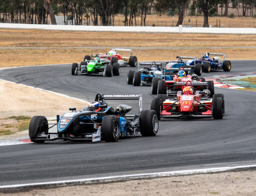 Young Guns Shining in Formula 3 Investment