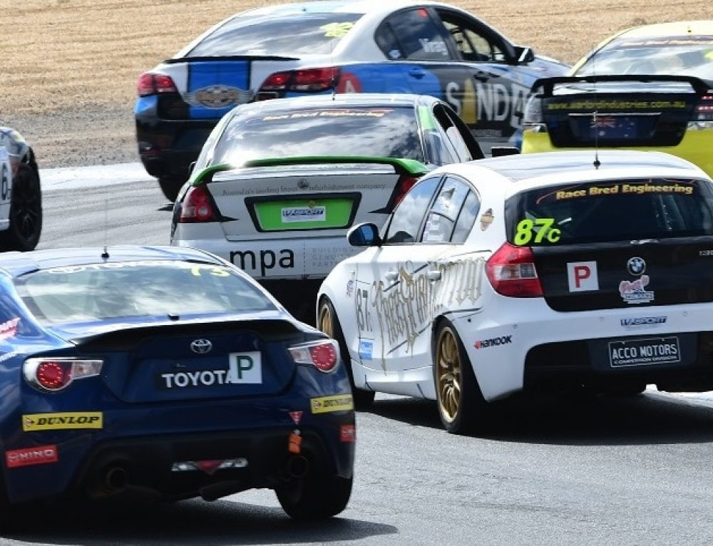 AMRS Confirms Production Cars Australia Championship for 2020