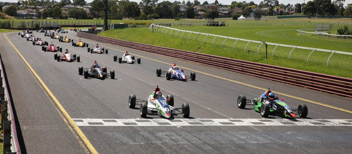 Formula Ford Sandown